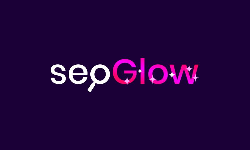Seoglow - Automation domain name for sale