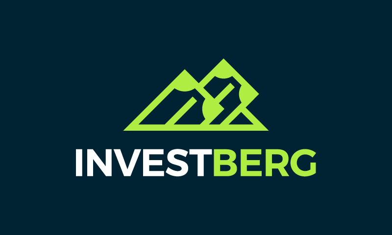Investberg - Investment startup name for sale
