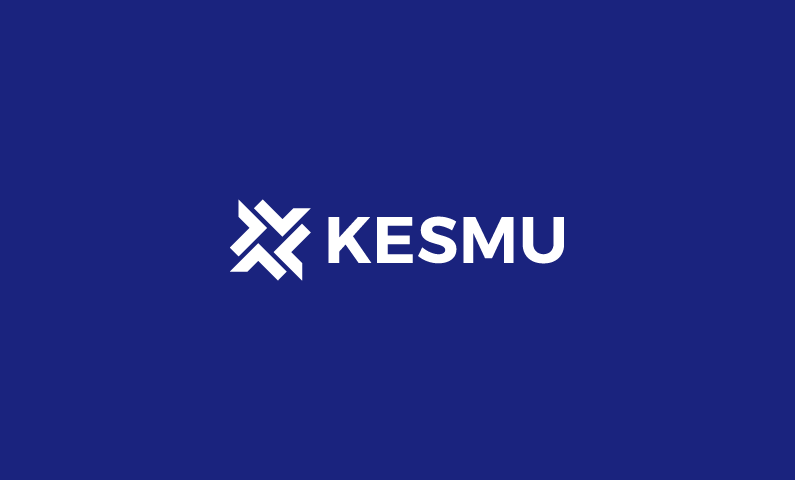 Kesmu - Catchy and fashionable brand name