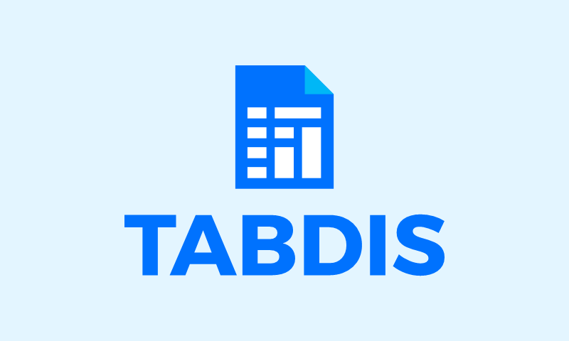 Tabdis - Business product name for sale