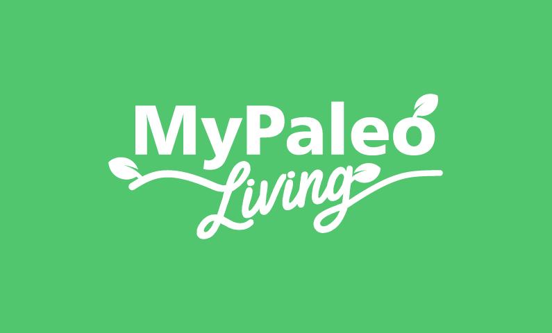 Mypaleoliving - E-commerce brand name for sale