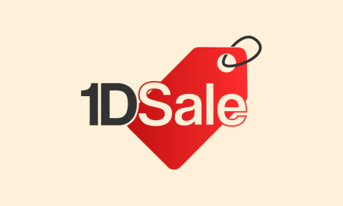 1dsale - Price comparison domain name for sale