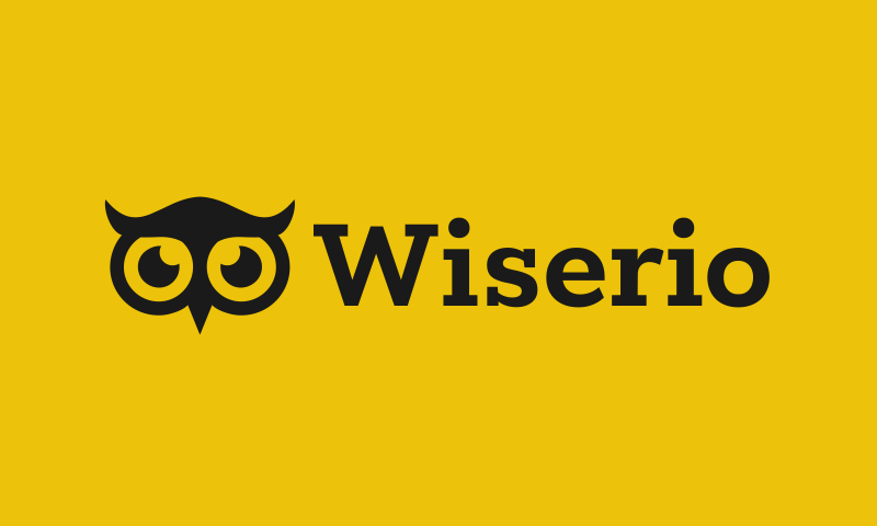 Wiserio - Support brand name for sale