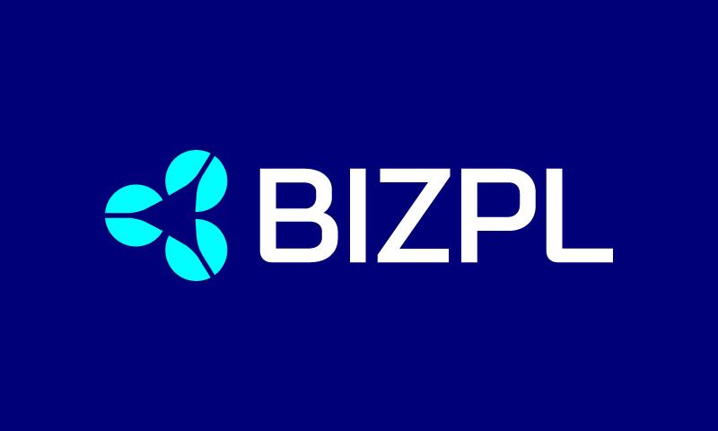 Bizpl - Business brand name for sale