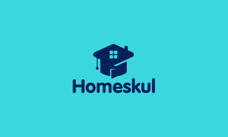 Homeskul - Education brand name for sale