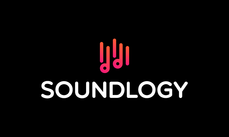 Soundlogy - Music business name for sale