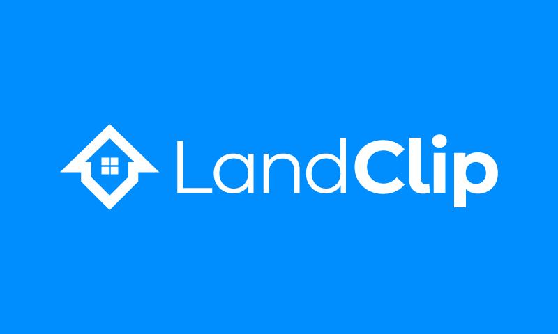 Landclip - Business startup name for sale