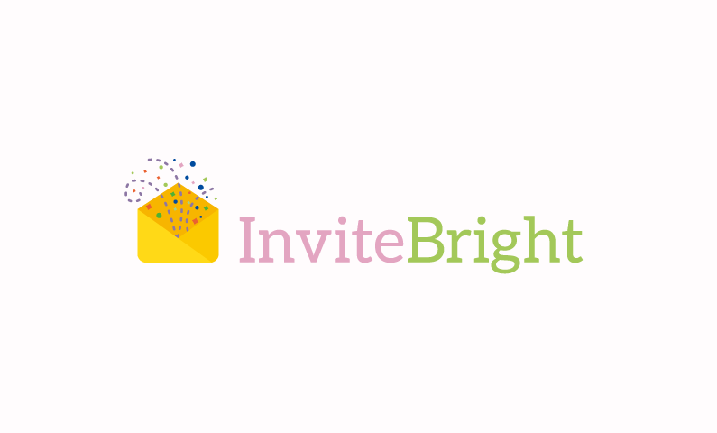 invitebright logo - Highly memorable name