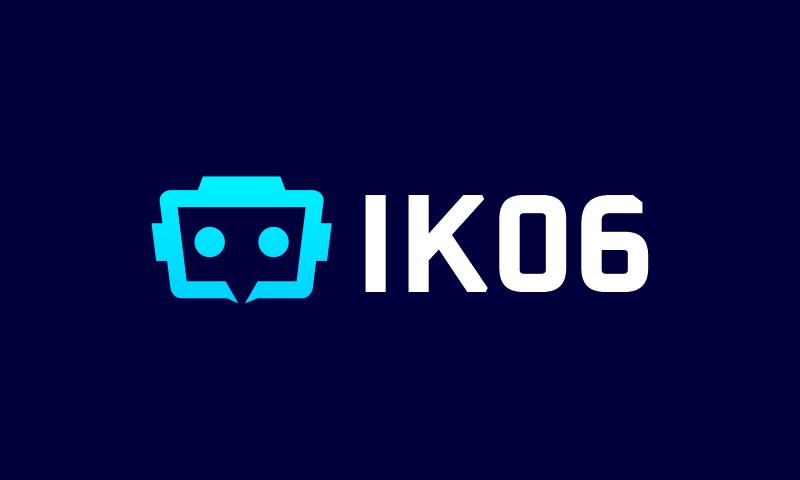 Ik06 - Technology startup name for sale