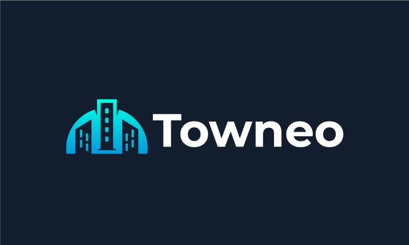 Towneo - Business domain name for sale