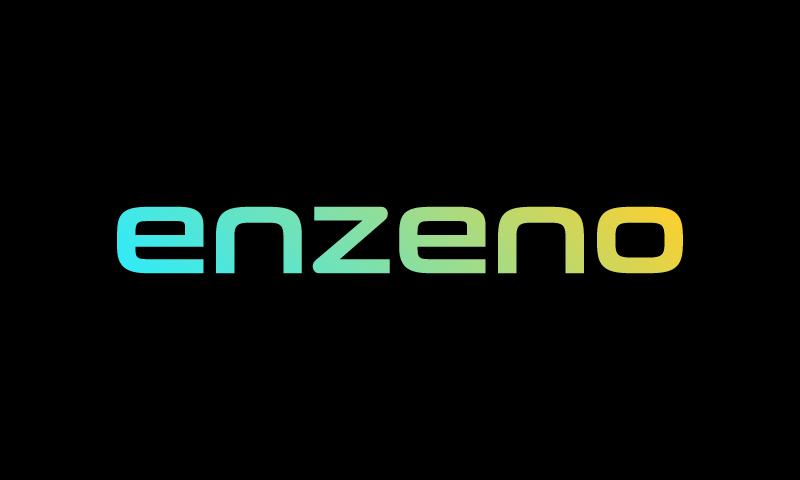Enzeno - Health domain name for sale