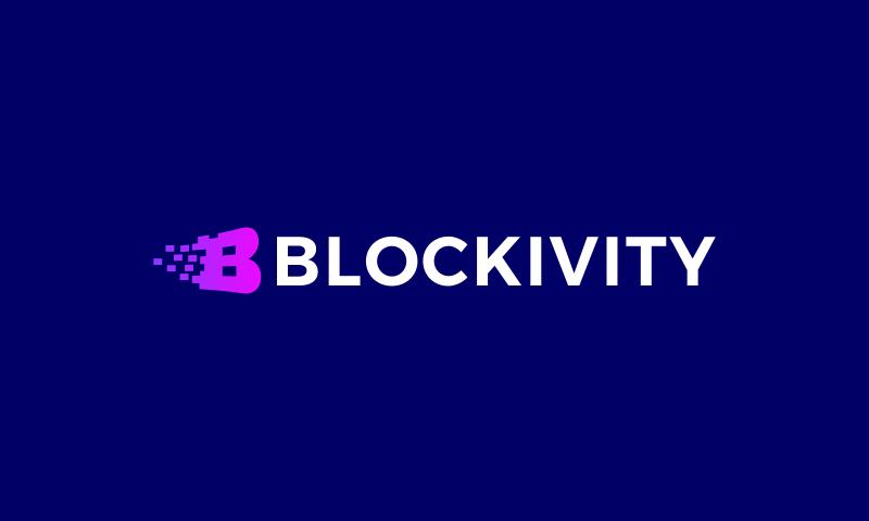 Blockivity
