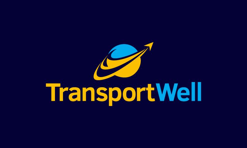 Transportwell - Transport startup name for sale