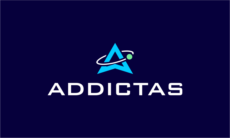 Addictas - Space company name for sale