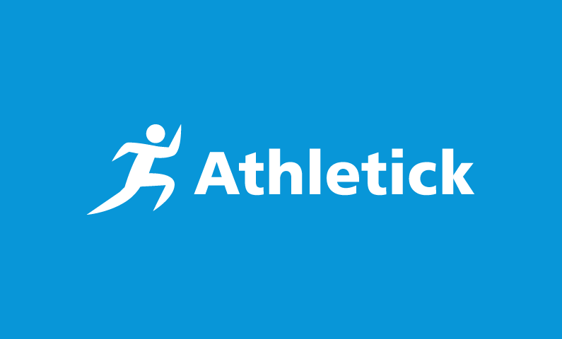 Athletick - Healthcare domain name for sale