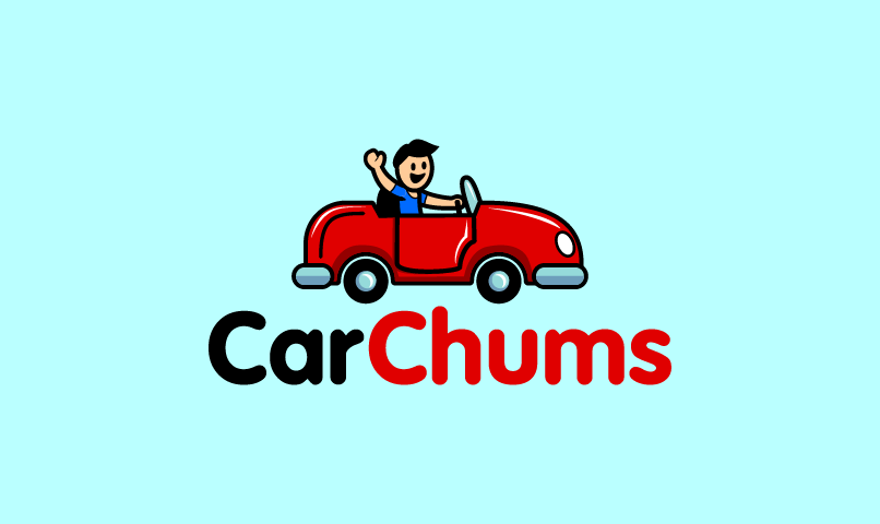 Carchums - Automotive startup name for sale