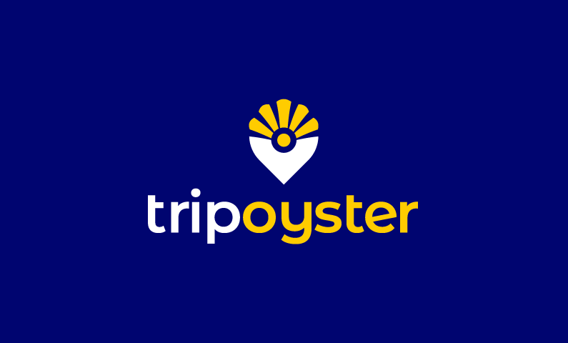 Tripoyster - Travel company name for sale
