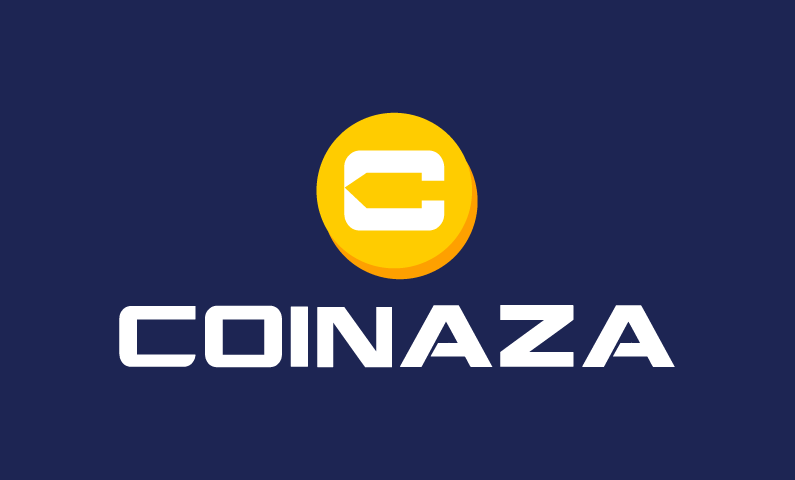 Coinaza - Cryptocurrency brand name for sale