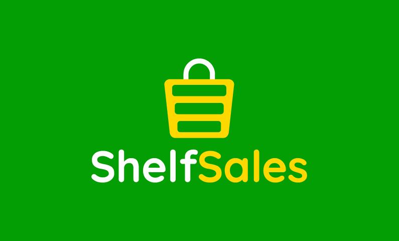 Shelfsales - Sales promotion brand name for sale