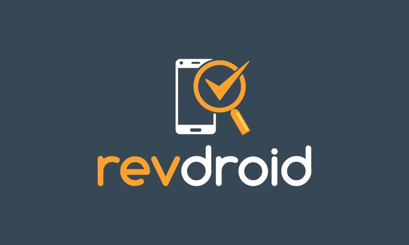 Revdroid - Software startup name for sale