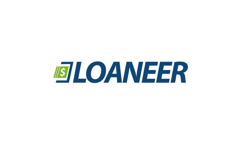 loaneer logo