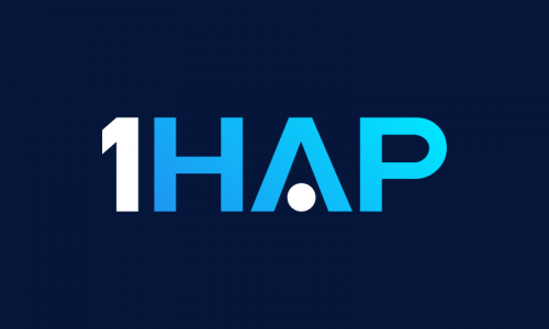 1hap - Marketing domain name for sale