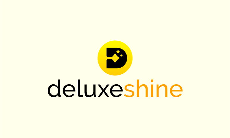 Deluxeshine - Contemporary company name for sale