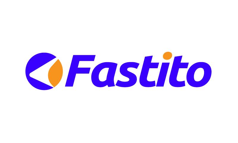Fastito - Delivery domain name for sale