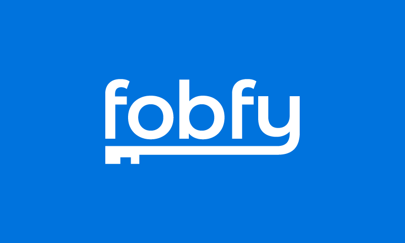 Fobfy - Technology startup name for sale