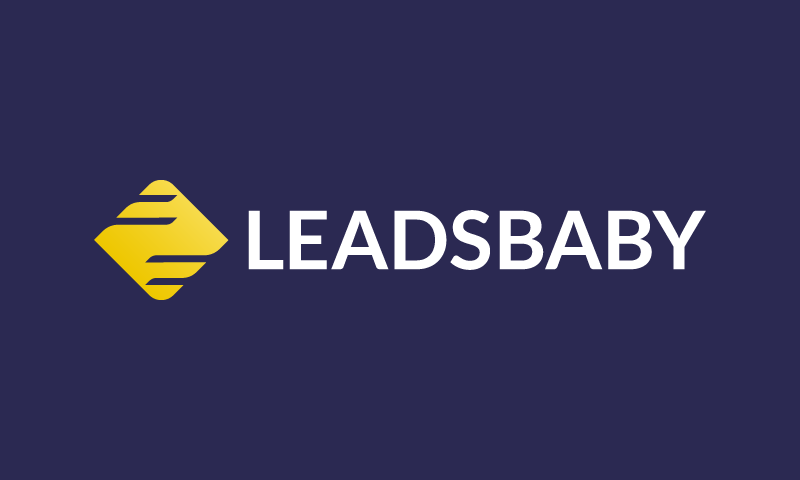Leadsbaby - Business brand name for sale