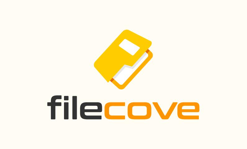 Filecove - Internet company name for sale