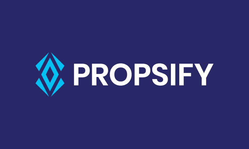 Propsify - Business company name for sale
