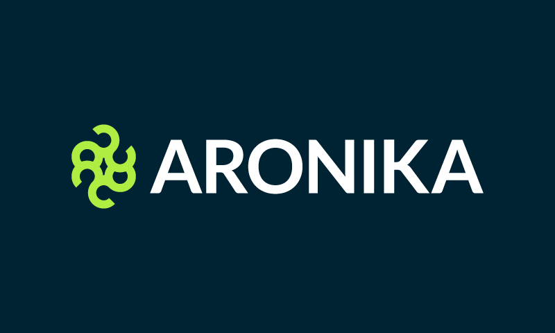 Aronika - Peaceful business name for sale