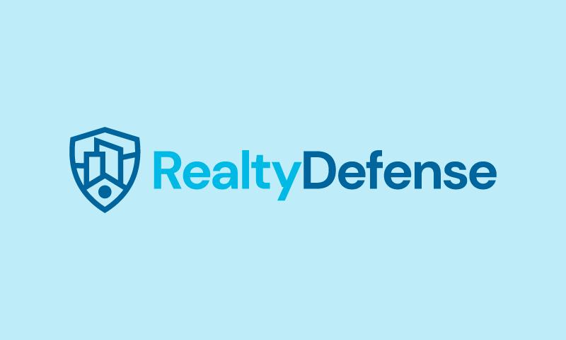 Realtydefense - Security startup name for sale