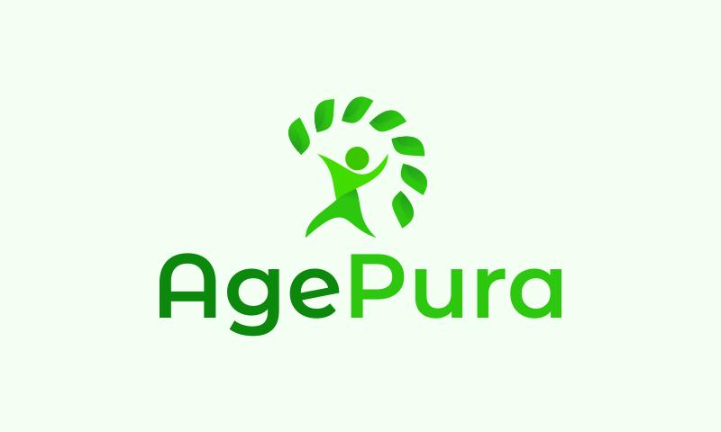 Agepura - Health domain name for sale