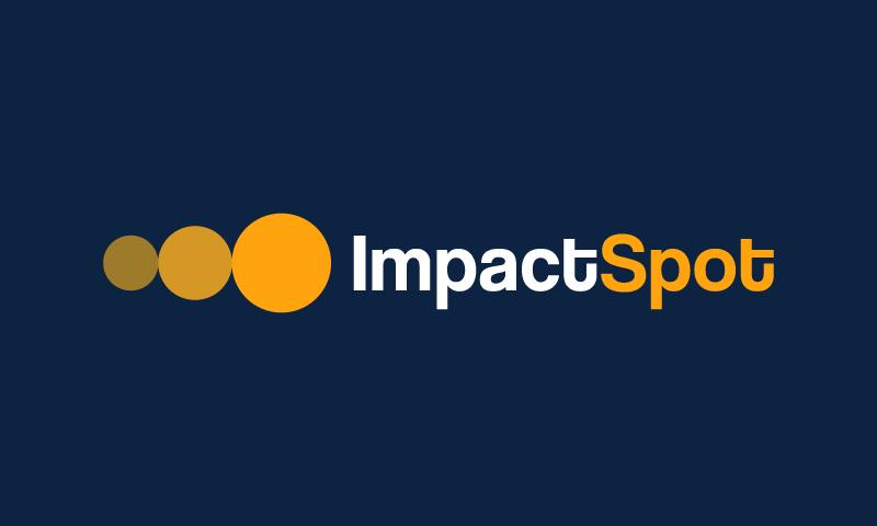 ImpactSpot logo
