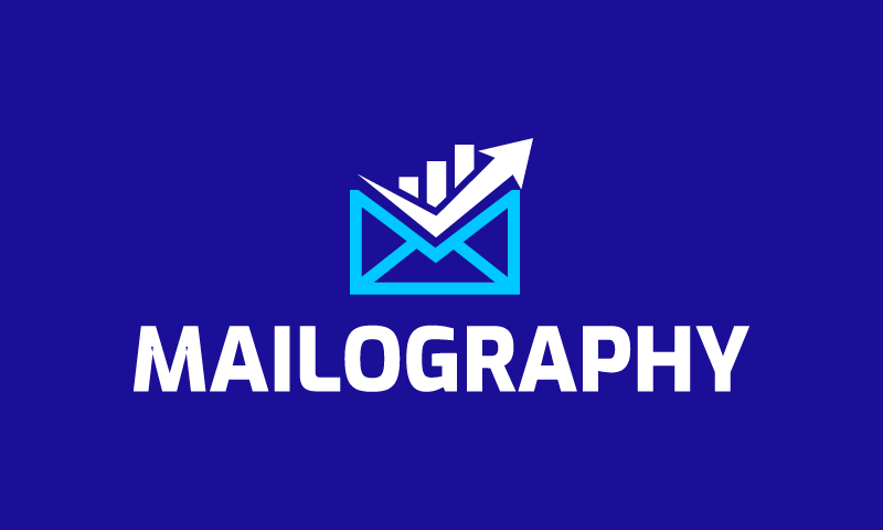 Mailography - Marketing domain name for sale
