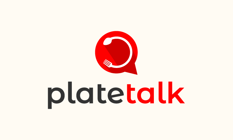 Platetalk - Chat business name for sale
