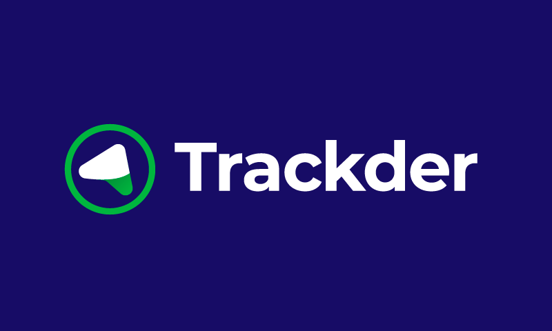 Trackder - Business company name for sale