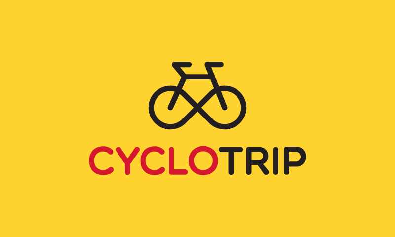 Cyclotrip - E-commerce startup name for sale
