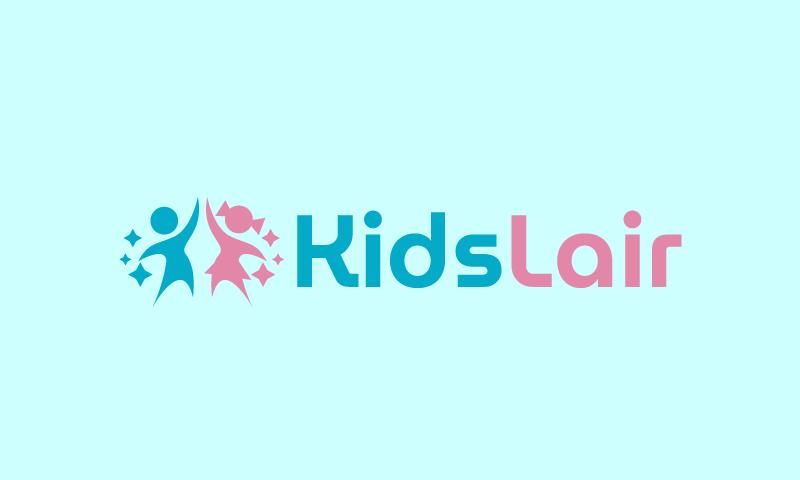 Kidslair - Toy brand name for sale