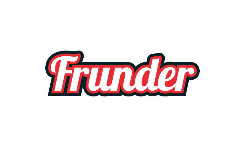Frunder - E-commerce brand name for sale