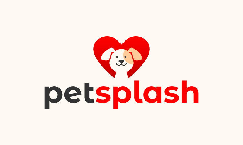 Petsplash - Pets business name for sale