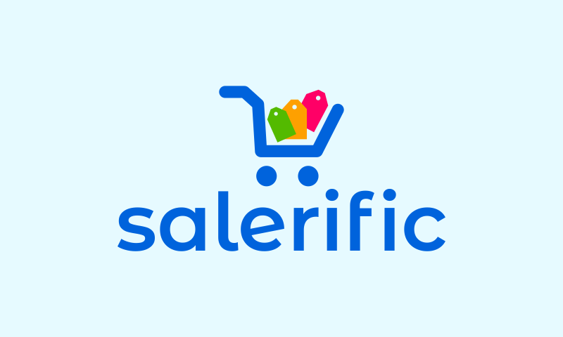 Salerific - E-commerce company name for sale