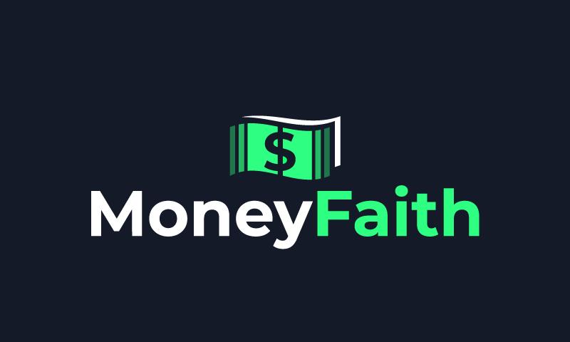 Moneyfaith - Finance brand name for sale