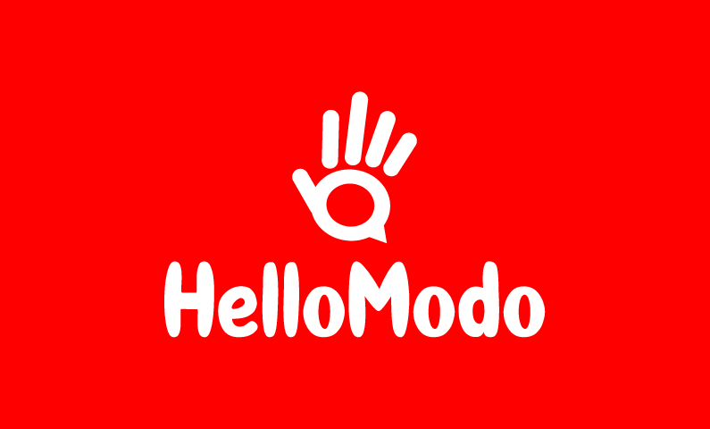 Hellomodo - Technology company name for sale