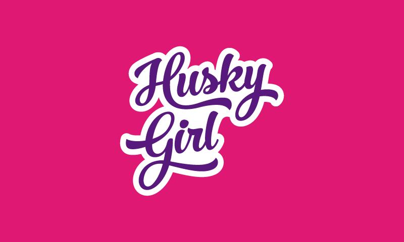 Huskygirl - Retail brand name for sale