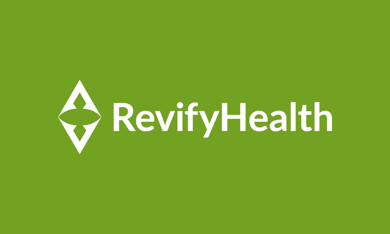 Revifyhealth - Healthcare domain name for sale
