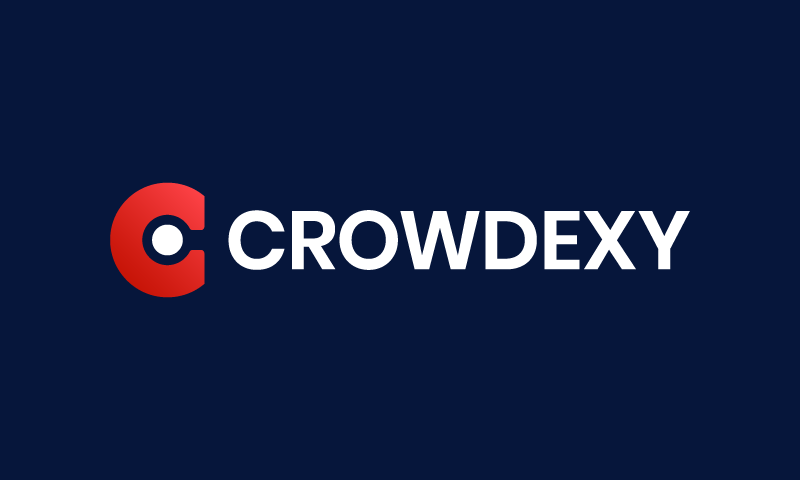 Crowdexy - Crowdsourcing company name for sale