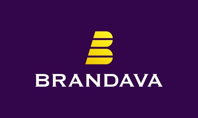 Brandava - Marketing startup name for sale